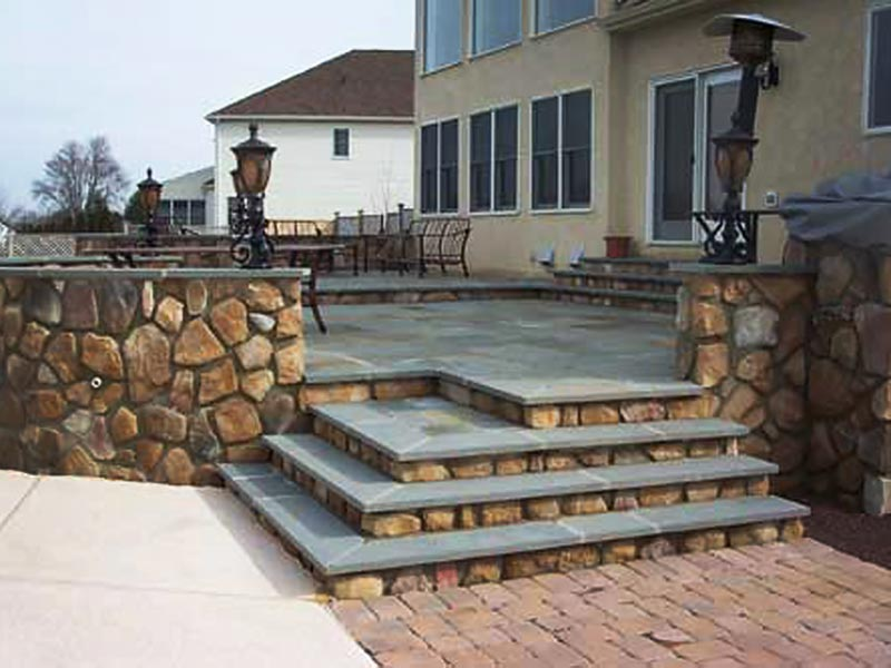spinieo masonry patio