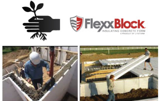 Spinieo Inc Flexx block PA home construction