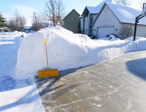 Rescue Your Driveway This Winter with These 4 Key Tips